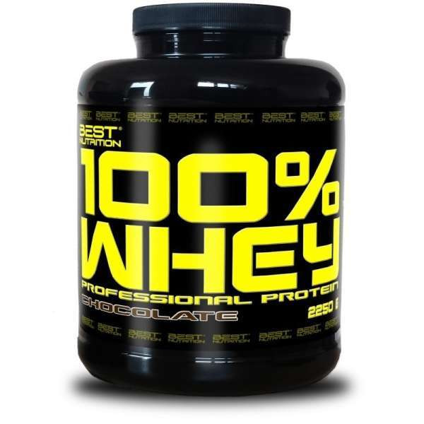100% Whey Professional Protein 2250g Banán